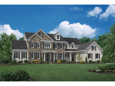 Single Family for sales at Trotters Glen - Chamberlain 133 Brimstone Academy Court Olney, Maryland 20832 United States