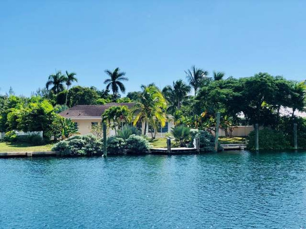 Single Family Home For At Lyford Cay Drive Nau And Paradise Island