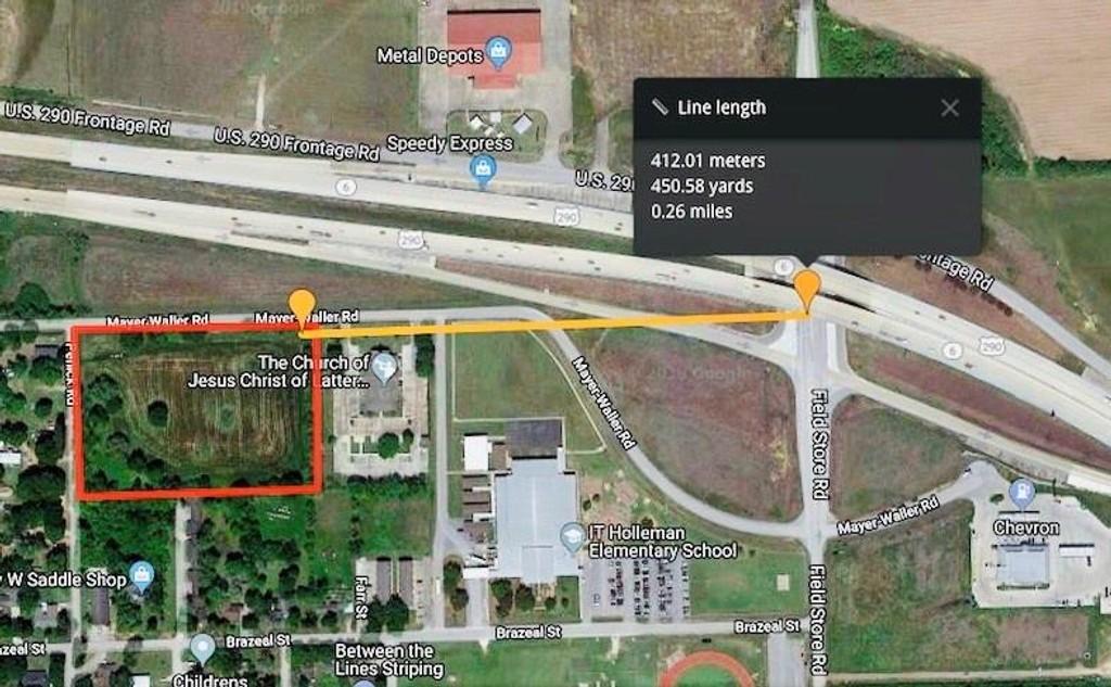 0 Penick - Mayer Waller Road Waller Texas 77484 Land for Sale