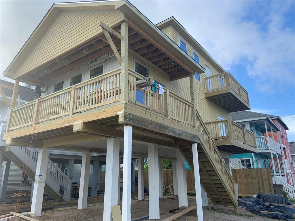 1802 19th Street Galveston Texas 77550 Single Family for Sale
