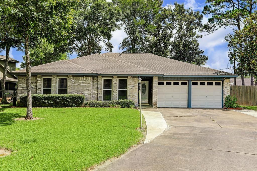 91 Shady Oak Court Alvin Texas 77511 Single Family for Sale
