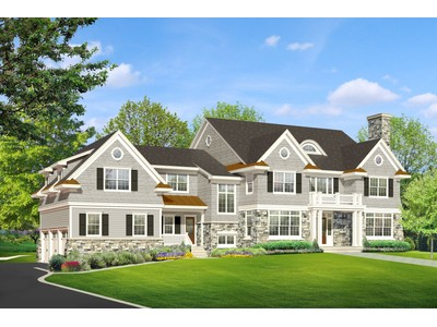Single Family Home for sales at 15 Circle Road  Scarsdale, New York,10583 United States