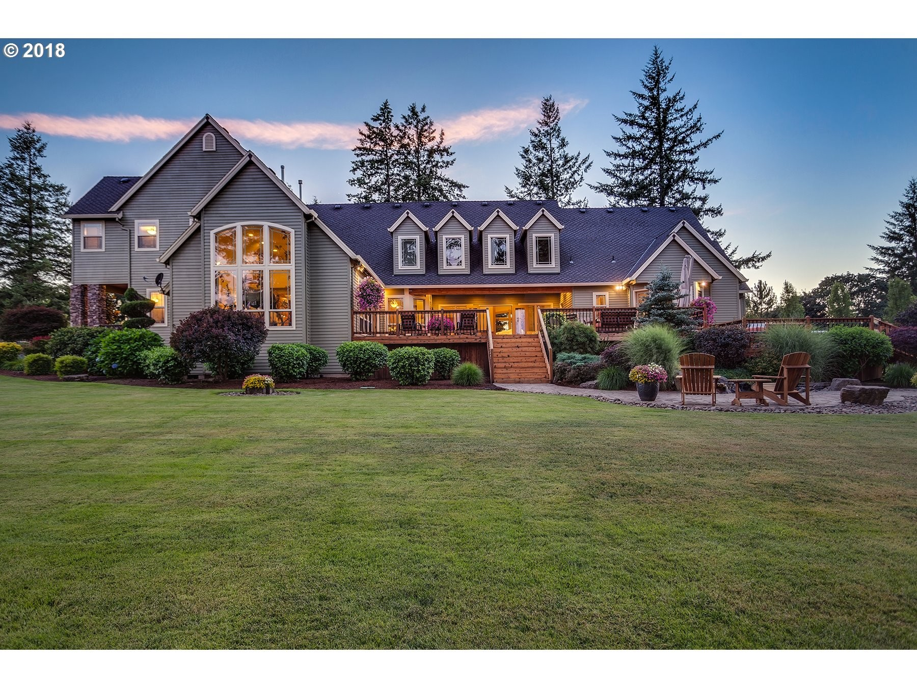 21094 s meadowridge ct a luxury single family home for sale in oregon city, oregon property id 19362628 christie s international real estate