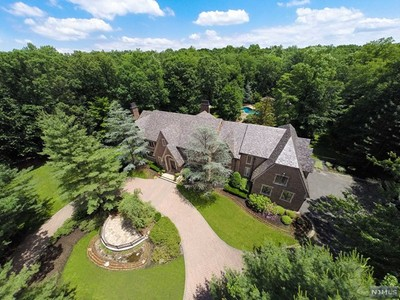 Single Family Home for  at 6.2 Acre Estate  Saddle River, New Jersey 07458 United States