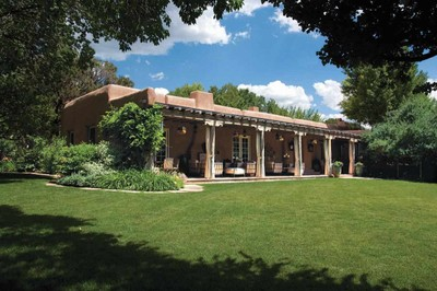 Single Family Home for sales at 5200 Old Santa Fe Trail  Santa Fe, New Mexico 87501 United States