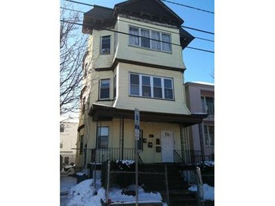 Multi Family for sales at 576 Hawthorne Ave  Newark, New Jersey 07112 United States