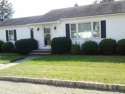Single Family for sales at 2 Courter Ln  East Hanover, New Jersey 07936 United States