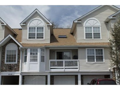 Condo / Townhouse for sales at 60 Pasture Ct  Roxbury Township, New Jersey 07852 United States