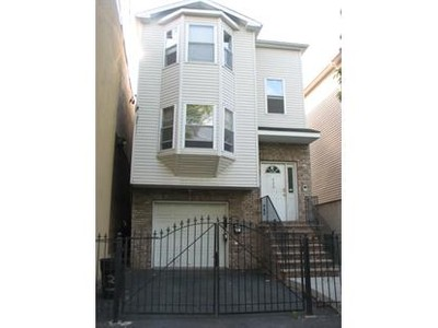 Multi Family for sales at 243 Fabyan Pl  Newark, New Jersey 07112 United States