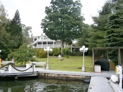Single Family for sales at 8 Pt.Pleasant Rd  Hopatcong, New Jersey 07843 United States