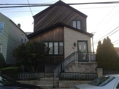 Single Family for sales at 58 W 48th St  Bayonne, New Jersey 07002 United States