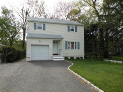 Single Family for sales at 44 Johnson Ave  West Caldwell, New Jersey 07006 United States