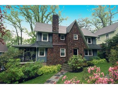 Single Family for sales at 80 Claremont Ave  Maplewood, New Jersey 07040 United States
