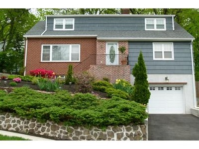 Single Family for sales at 15 Bradley Ter  West Orange, New Jersey 07052 United States