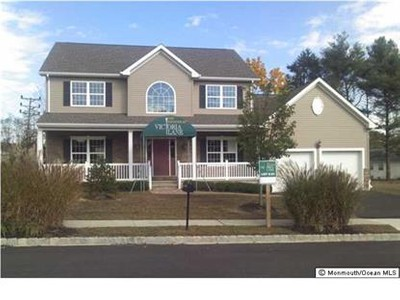 Single Family for sales at 8 Victoria Lane  Neptune, New Jersey 07753 United States