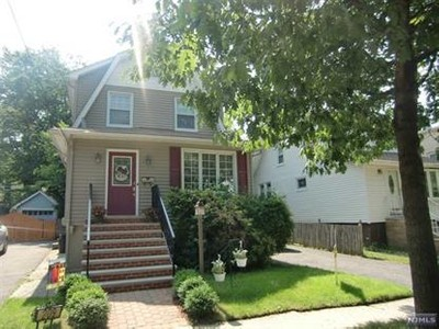 Single Family for sales at 209 4th                  St  Ridgefield Park, New Jersey 07660 United States
