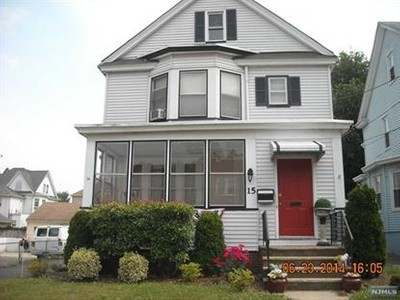 Single Family for sales at 13 De Mott              Ave  Clifton, New Jersey 07013 United States