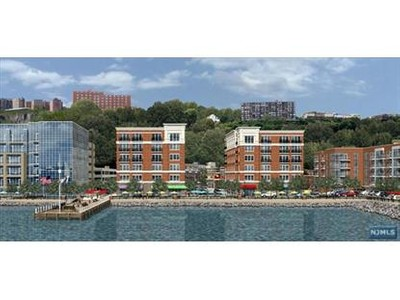 Single Family for rentals at 45 River Rd  Edgewater, New Jersey 07020 United States