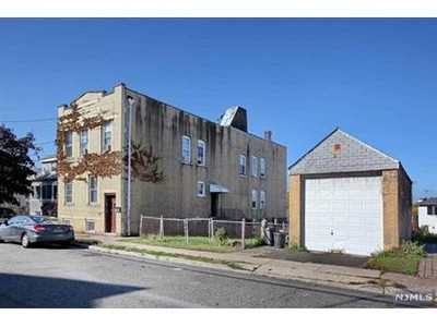 Multi Family for sales at 191 Malcolm Ave  Garfield, New Jersey 07026 United States