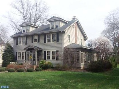 Single Family for sales at 408 E 2nd St  Moorestown, New Jersey 08057 United States
