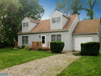 Single Family for sales at 2708 Church Rd  Cherry Hill, New Jersey 08002 United States