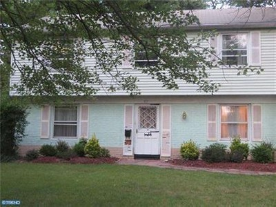 Single Family for sales at 127 Somerset Dr  Willingboro, New Jersey 08046 United States