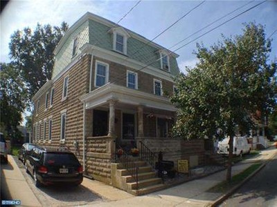Single Family for sales at 38 Elizabeth St  Bordentown, New Jersey 08505 United States