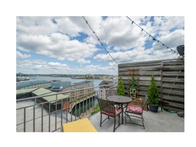Single Family for sales at 357 Commerical St #809 North End, Boston, Massachusetts United States