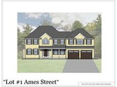 Single Family for sales at 186 Ames St. Sharon,  United States