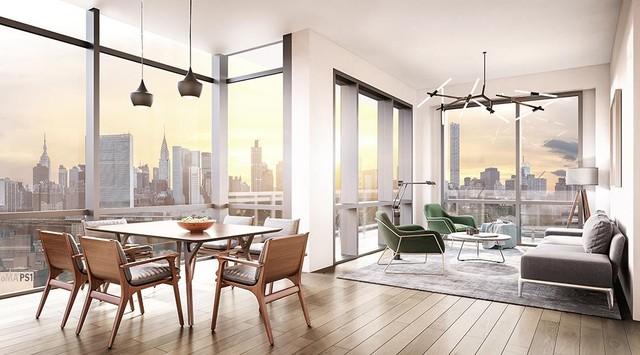 2. Condominium for Sale at 22-43 Jackson Avenue, 10f Hunters Point, NY 11101