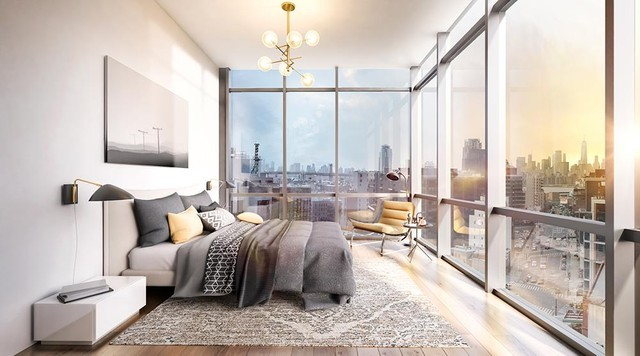 4. Condominium for Sale at 22-43 Jackson Avenue, 10f Hunters Point, NY 11101