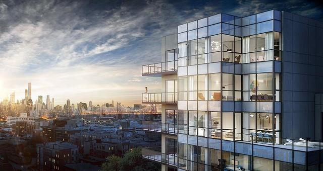 1. Condominium for Sale at 22-43 Jackson Avenue, 10f Hunters Point, NY 11101