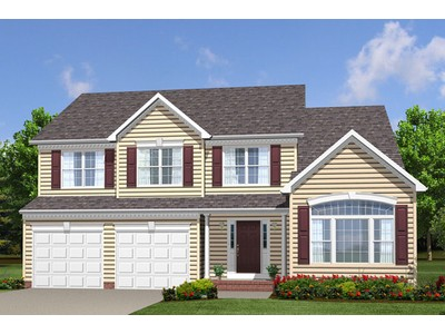 Single Family for sales at Broad Creek-The Ashford 24313 Broad Creek Drive Hollywood, Maryland 20636 United States