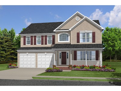 Single Family for sales at North Pointe-The Barstow 2822 Homecoming Lane Waldorf, Maryland 20603 United States