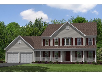 Single Family for sales at Leonard's Grant-The Chesapeake 41503 Affirmed Way Leonardtown, Maryland 20603 United States