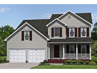 Single Family for sales at The Estates At Joy Chapel-The Dunkirk 24330 Miley Drive Hollywood, Maryland 20636 United States