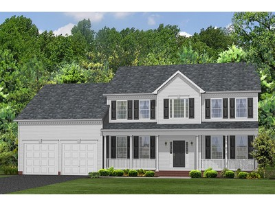 Single Family for sales at Oakland Hall-The Frederick 105 Oakland Hall Road Prince Frederick, Maryland 20678 United States
