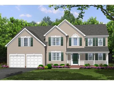 Single Family for sales at The Farms At Hunting Creek-The Oxford 3750 Huntsman Drive Huntingtown, Maryland 20639 United States