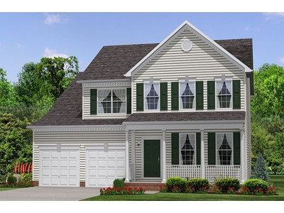 Single Family for sales at North Pointe-The Patuxent 2822 Homecoming Lane Waldorf, Maryland 20603 United States
