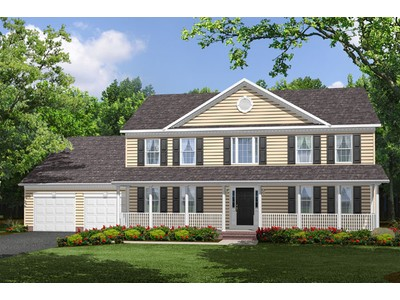 Single Family for sales at Coachman's Path-The Pendleton 4483 Coachman's Path Court Waldorf, Maryland 20601 United States