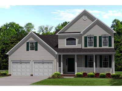 Single Family for sales at North Pointe-The Potomac 2822 Homecoming Lane Waldorf, Maryland 20603 United States