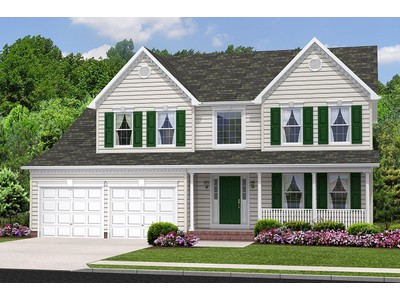 Single Family for sales at Leonard's Grant-The Preston 41503 Affirmed Way Leonardtown, Maryland 20603 United States