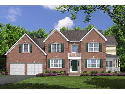 Single Family for sales at Turtle Creek-The Sotterley 14645 Gallant Lane Waldorf, Maryland 20601 United States