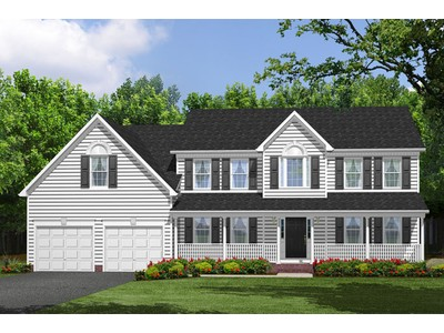 Single Family for sales at Turtle Creek-The Willow 14645 Gallant Lane Waldorf, Maryland 20601 United States
