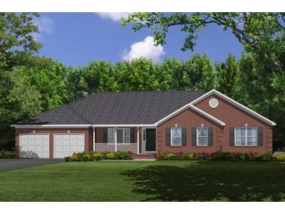 Single Family for sales at Turtle Creek-The Woodridge 14645 Gallant Lane Waldorf, Maryland 20601 United States