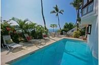 Oceanfront Villa - 5 BR/5BA w/Pool & Spa Sleeps 16
