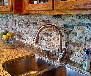 Recycled Split Stone Granite