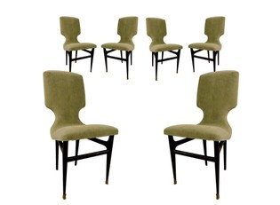 Stylistic Italian Dining Chairs