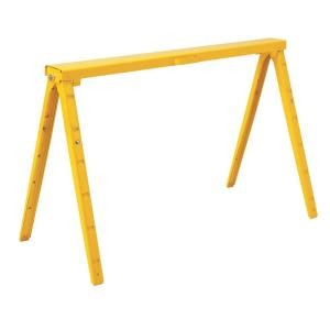 Crawford 38 in. Adjustable Folding Sawhorse