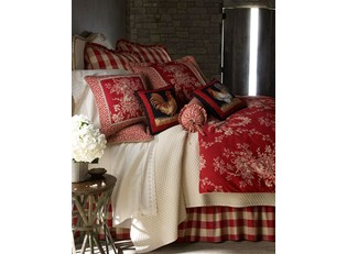 Sherry Kline Home King French Country Comforter
